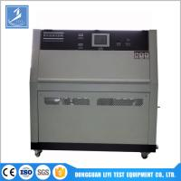 UV Accelerated Weathering Tester / UV Lamp Accelerated Testing Chamber for sale