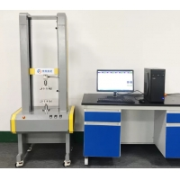 Servo Tensile Strength Test Machine For Rubber Film Wood Plstatic Leather Textile HTP-004 for sale