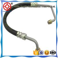 Buy cheap FIBER BRAIDED STEEL WIRE BRAID FLEXIBLE  AUTO POWER STEERING HOSE product