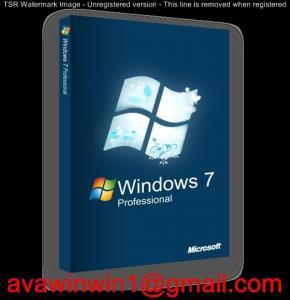Buy cheap Microsoft Windows 7 License Key Professional 32 Bit 64 Bit Oem Service product