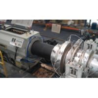 Buy cheap Shockproof MPP Plastic Pipe Production Line With Excellent Electrical Insulation product