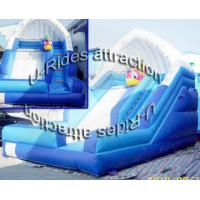 Buy cheap Backyard Water Inflatable Slide product