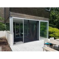 Buy cheap Roll left & right Retractable flyscreens for window and door product