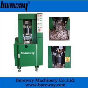 Buy cheap Automatic Mechanical cold  pressed machine of diamond segment product