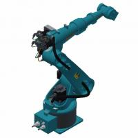 Buy cheap 1.5 M/S--1.2 M/S Speed Articulated Robot Arm With Well Knit Structure product