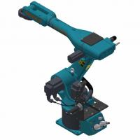 Buy cheap DC24V 5A Robotic Assembly Arm  Mechanical Arm Kit With Teaching Operation Mode product