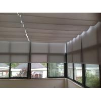 Buy cheap Hot sale Manual kit Semi blackout fabric roller blind with chain rope product