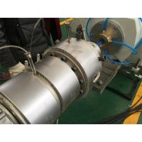 Buy cheap PLC Control PPR Pipe Production Line 16mm - 63mm Pipe Range For Hot Water product