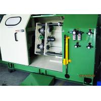 Buy cheap Professional Copper Wire Bunching Machine , Control Cable Machine Fatigue Resistant product