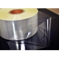 2000-4000m 18-21 microns Transparent Heatsealable High Shrink BOPP Lamination Film Manufactures