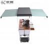 Buy cheap Street Vending Coffee Bike Cart 350W Metal Tricycle Coffee Cart from wholesalers