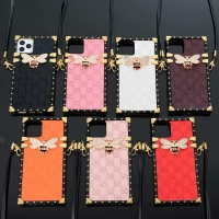 Buy cheap Square TPU Crossbody Cell Phone Protective Covers from wholesalers
