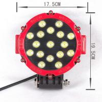 7inch 51W Truck LED Work Light 4x4 Off road Driving Light