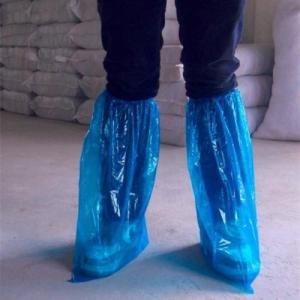 Buy cheap Long 15 * 36CM Waterproof Shoe Covers , Comfortable Slip Resistant Shoe Covers product