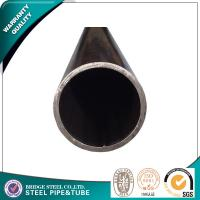 Buy cheap 1/2 Inch - 16 Inch ERW Carbon Steel Pipe ,bs1387 pipes For Construction Building ,  product