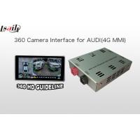 Buy cheap 360 Degree Rear Camera Interface for AUDI A4 2017 4GMMI with frontview and rearview product