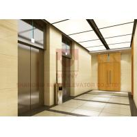 Buy cheap Small Machine Room Elevator / Safe And Stable Passenger Lift And Elevator from wholesalers