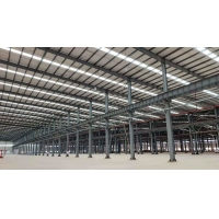 Buy cheap Economical Steel Structure Warehouse With Normal Painting product