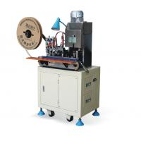 Buy quality High Speed Automatic Wire Crimping Machine for Cable Stripping Crimping at wholesale prices