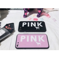 Buy cheap Pink Falling Resistance Girly Glass Tempered Phone Case product