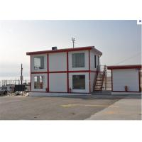 Buy quality Good insulated Polystyrene Panel Modern Residential Steel Buildings With Low Price at wholesale prices