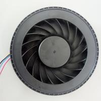 Buy cheap 120mm DC Centrifugal Fan 4800rpm , 12V 24V 48V PET Round Fan For Air Purifier from wholesalers
