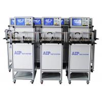 Buy cheap Electrical Fan Motor Testing Machine , AC Hipot Test Equipment Clear Interface product