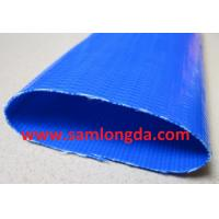 "Buy cheap Heavy duty Agriculture PVC Layflat Hose for Irrigation & Water (3/4""-12"") product"