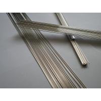 Buy cheap 304 316 316L Stainless Steel Straight Wire Customized Straight Cut Wire product