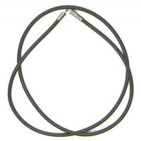 Buy cheap R1-1.5TK 1.5mm Rubber w/steel knob clasp product
