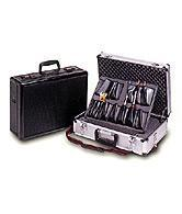 Buy cheap Tool Case REMOVABLE PALLET/6 COMPARTMENT TOOL CASEThis pallet holds 17 hand tools/parts in place in compartment area, document area and pen/pencil holders. TOOLS NOT INCLUDED.Size: 18