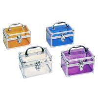 Buy cheap Cosmetic Case Acrylic Beauty CaseSize: 180 x 120 x 120mm from wholesalers