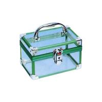 Buy cheap Cosmetic Case Acrylic Beauty CaseSize:180 x 120 x 120mm from wholesalers