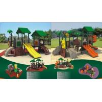 Kid's Outdoor Playground Structures Manufactures