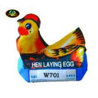 Toy Fireworks Hen Laying Egg