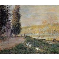Buy cheap Impressionist(3830) The_Banks_of_the_Seine,_Lavacour product