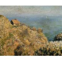 Impressionist(3830) The_Fisherman-s_House_at_Varengeville