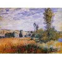 Buy cheap Impressionist(3830) Landscape_at_Vetheuil product