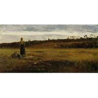Buy cheap Impressionist(3830) Landscape_at_Le_Varenne-Saint-Hilaire product