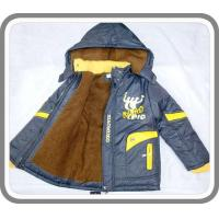 Buy cheap New Arrival Fancy Boy's Thick Wram Padded Hoodies Jackets with Shihai EXPO Logo Kid's Wear BC0031 product