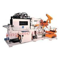 Buy quality ( TNCF6-XXX)NC Servo 3 in 1 Straightener,feeder and uncoiler at wholesale prices