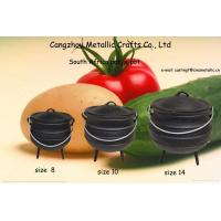 Buy quality South African potjie pot at wholesale prices