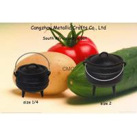 Buy quality South Africa Potjie pot at wholesale prices