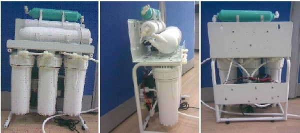 Quality Nano Energy Reverse Osmosis Super Water Purifier for sale