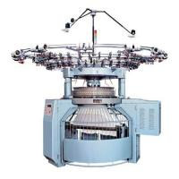 Double Rib/Interlock Circular Knitting Machine
