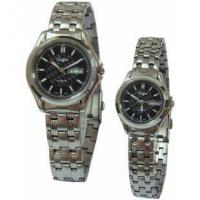 Onlyou series of couple watch. steel.Made in china. low price for wholesale order