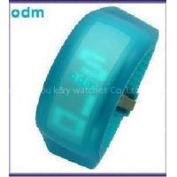 ODM style Silicon Bracelet Digital Pixel Watch Fashion watch Manufactures