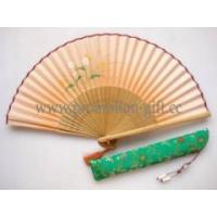 Buy cheap Hand-painted silk fan product