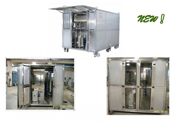 Quality YD-30/J Removable Pure Water Making Machine for sale