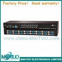 Buy quality KVM Switch Manual PS/2 or USB 2-16port MT-1601UK at wholesale prices